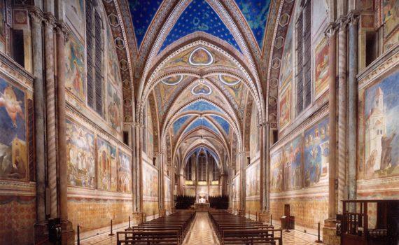 (1) Chiesa superiore