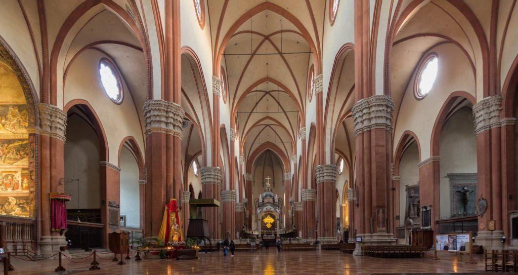 San Petronio interno