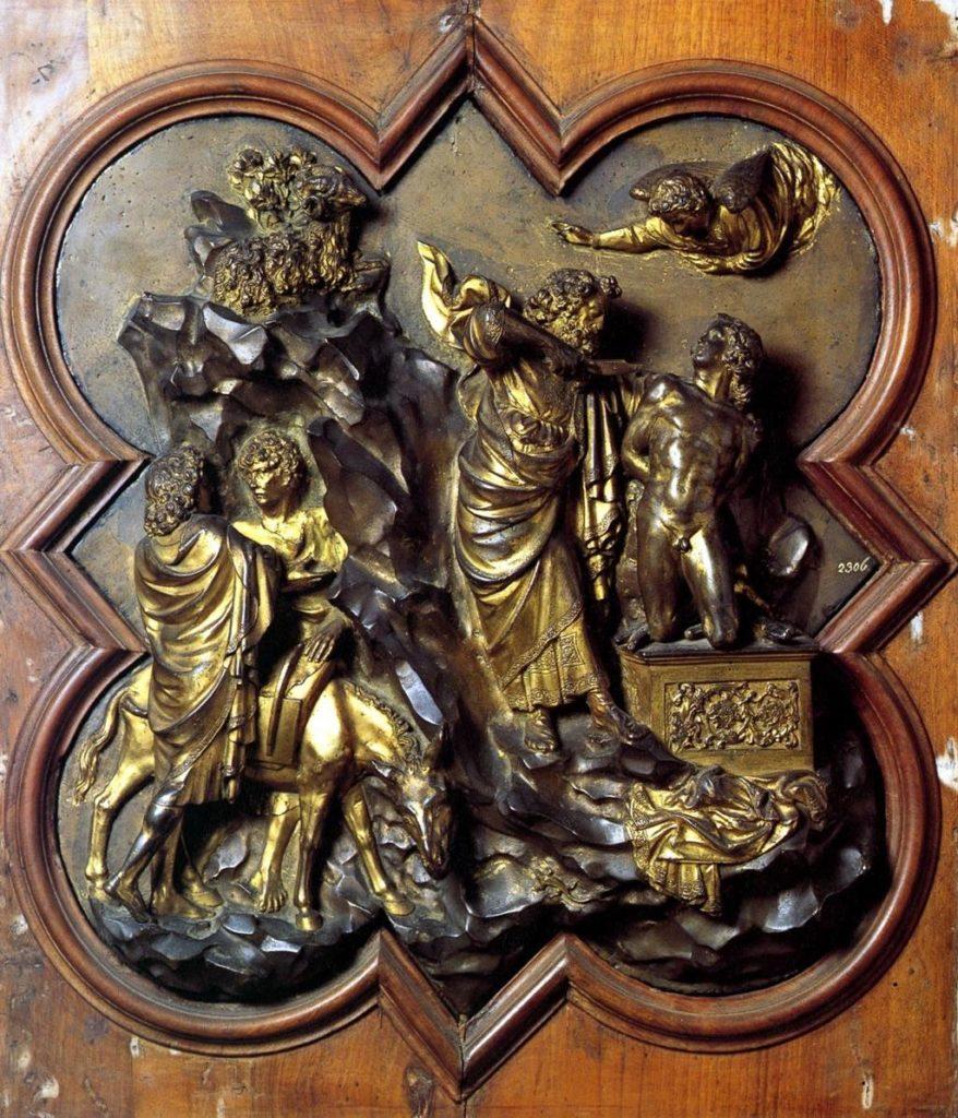 Formella di Ghiberti